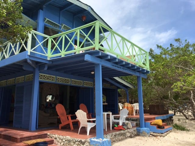 Gorgeous Private Beach House, Isla de Baru