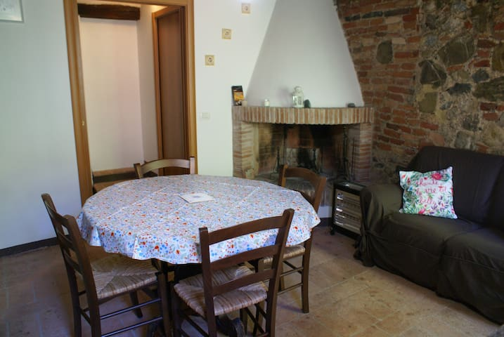 Sandrine Serpentine: Low Cost Holidays in Tuscany!