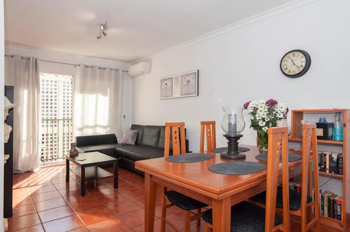 Apartamento en el centro de Fuengirola.