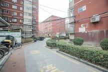 北京工体北欧风纯白的家