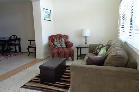 Spacious 2 Room/2 Bath Apt in Everglades City