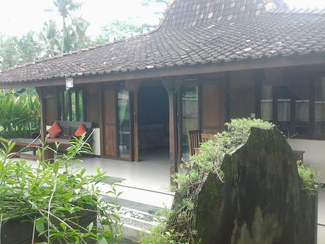 2BR PONDOK RYUH WITH SWIMMING POOL