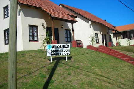 Casas en la playa La Aguada 4,La paloma,Uruguay - La Aguada - Rumah
