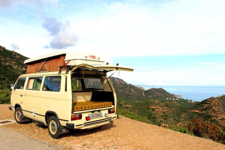 CAMPER LA CHICA . discover Sardinia - Bari Sardo - Wohnwagen/Wohnmobil
