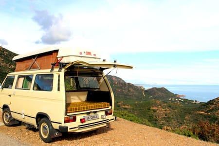 Camper La Chica . discover Sardinia - Bari Sardo