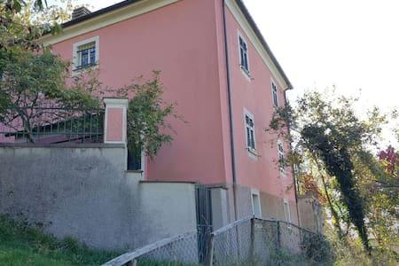 villa Perlezzi - Borzonasca - Villa