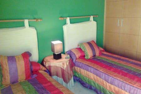 Habitación muy cómoda y tranquila . - El Ejido