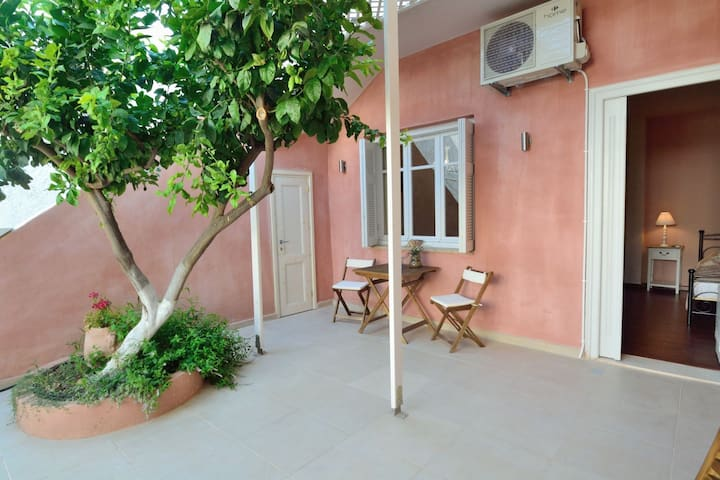 Beautiful Studio,Near Beach,Old Town,All Amenities - Rethymno - Hus