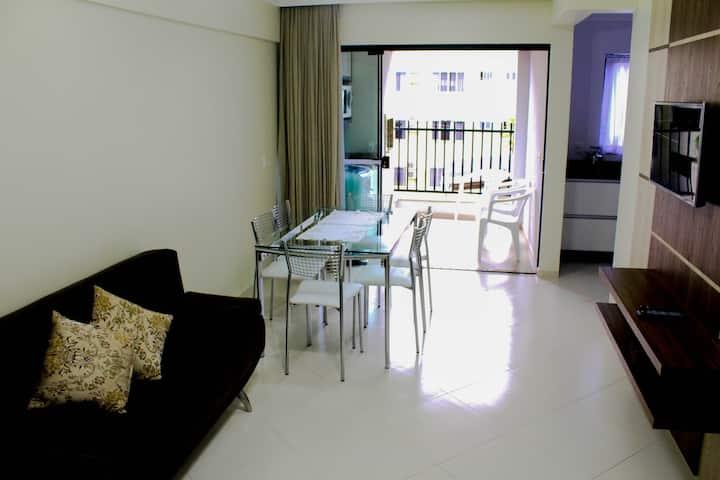 Apartamento Perto das Águas Termais 3304