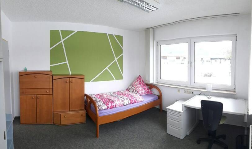 "Zimmer ""TOKYO"" in Wohngemeinschaft frei - Bad Sooden-Allendorf - 아파트"