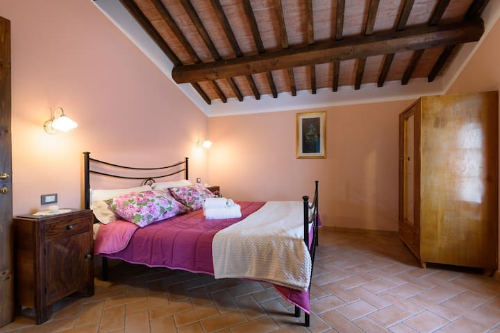 Tuscany B&B in the heart of the Natural parc