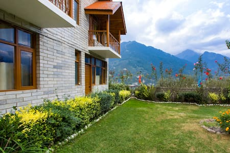 2-bedroom cosy cottage, close to Mall Road - Manali