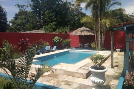 Accueil à la maison en Amazonie - Belém