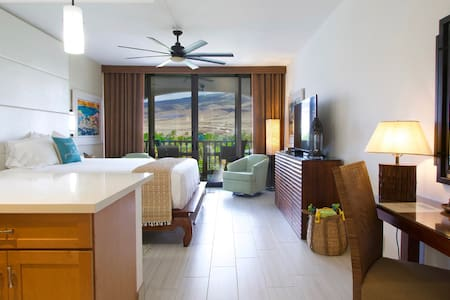 5 Star Maui Mountain View Lahaina Shores Condo