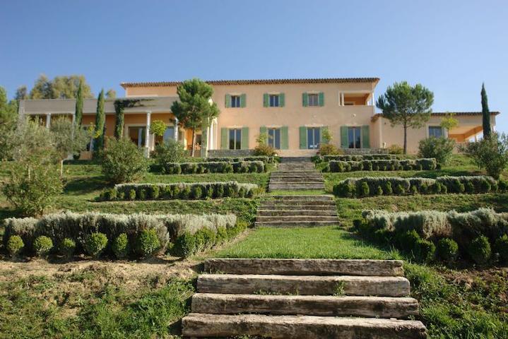 Villa sur le toit. 4 pers.Piscine - Saint-Paul-de-Vence - Apartment