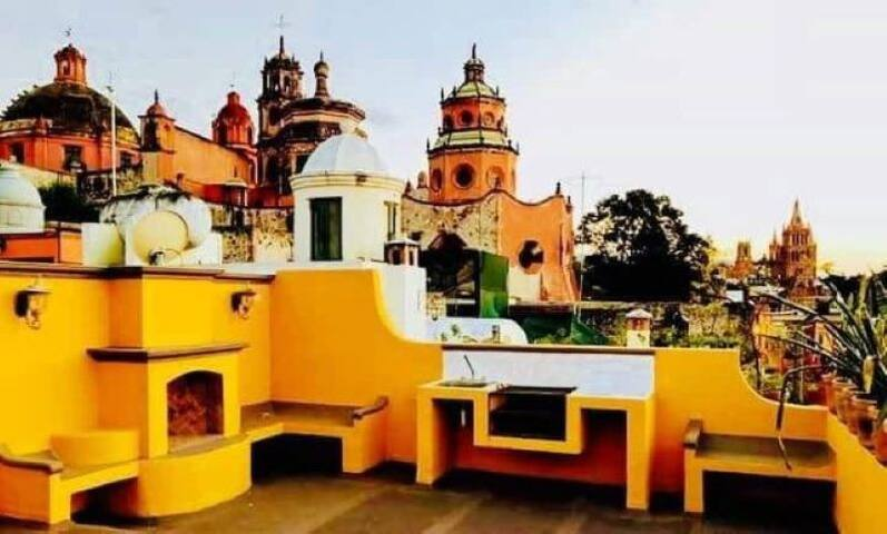 TownHouse with amazing views San Miguel de Allende
