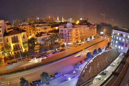 Saifi Luxury - Beirut Downtown view - Beirut