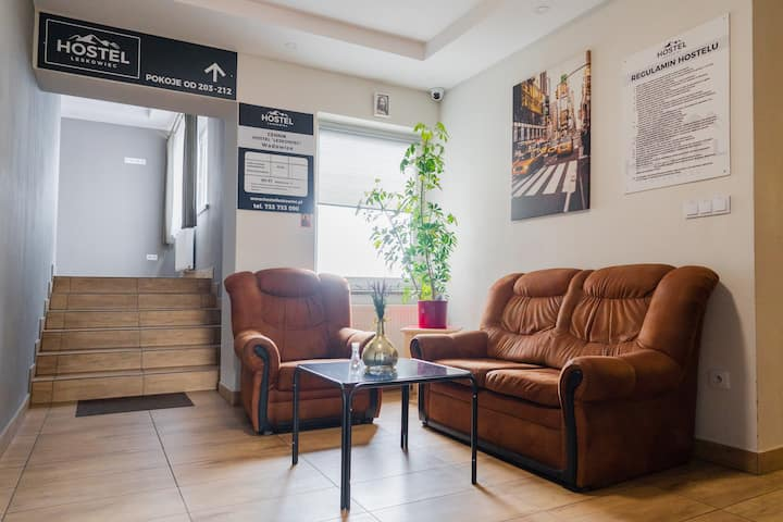 Hostel LESKOWIEC in Wadowice by Apart Service 2-os