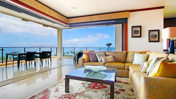 Wailea Beach Villa PH512