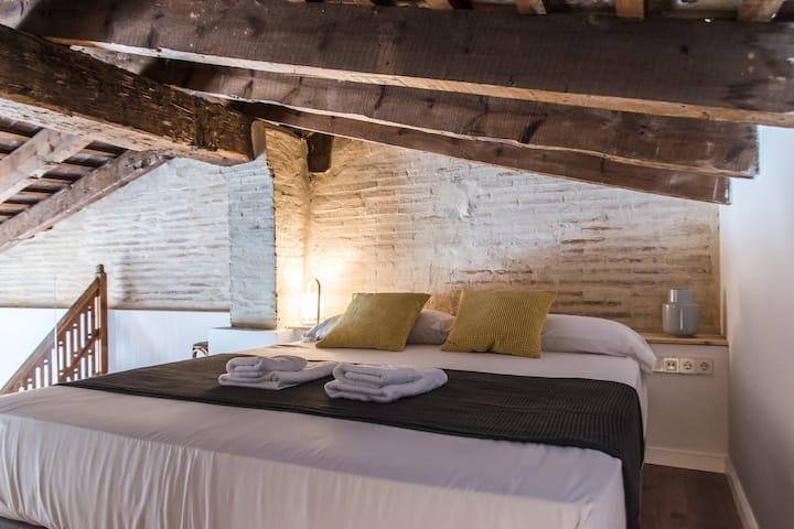 Finca Convento 3 - Apartamento de diseño de 3 hab.