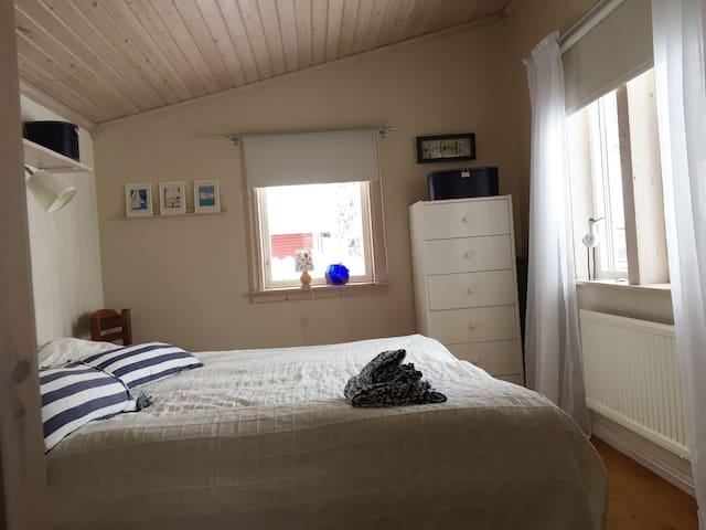 Sovrummet   The bedroom