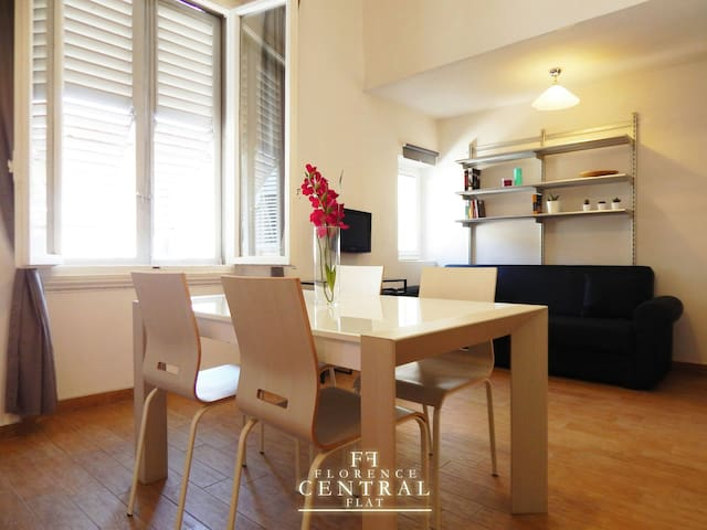 NEW!!Mercato Centrale modern and bright apartment