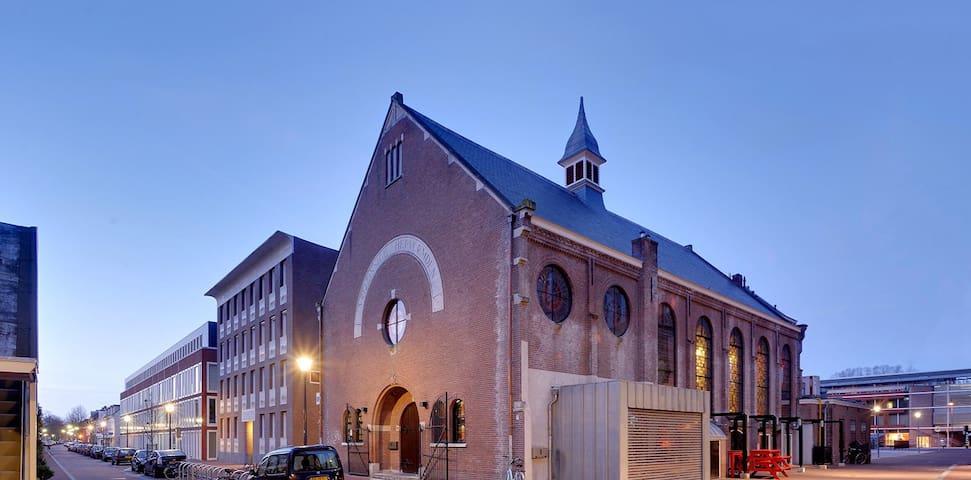 Jopenkerk, famous beer church