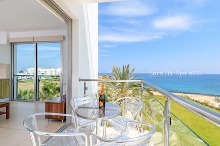 Coralli Spa Resort A219-sea/pool view-*free WiFi*
