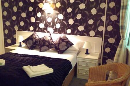 B&B double room - Fort William