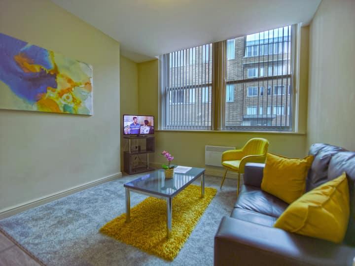 Prime Central Apartment