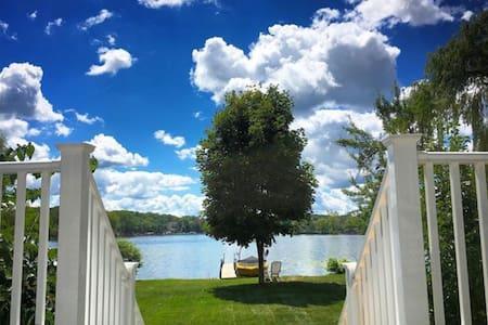 Peninsula Lake Retreat - Howell - Ház