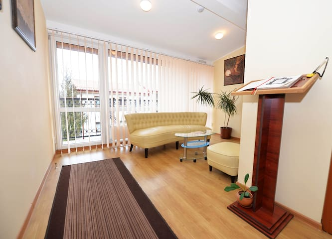 Cozy private bedroom in Klaipeda - Klaipėda - Dům