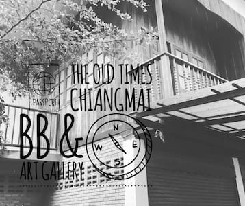 The Old Times.•Chiangmai  (Lamyai ) - Chiangmai