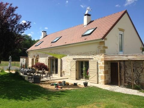 Maison au calme proche PARAY-LE-MONIAL