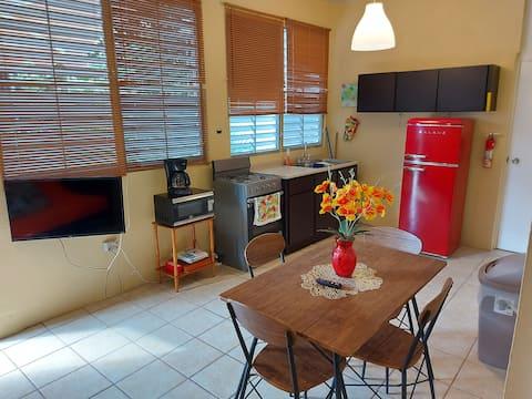Casa San Juan-entire apartment in Vieques+car($)