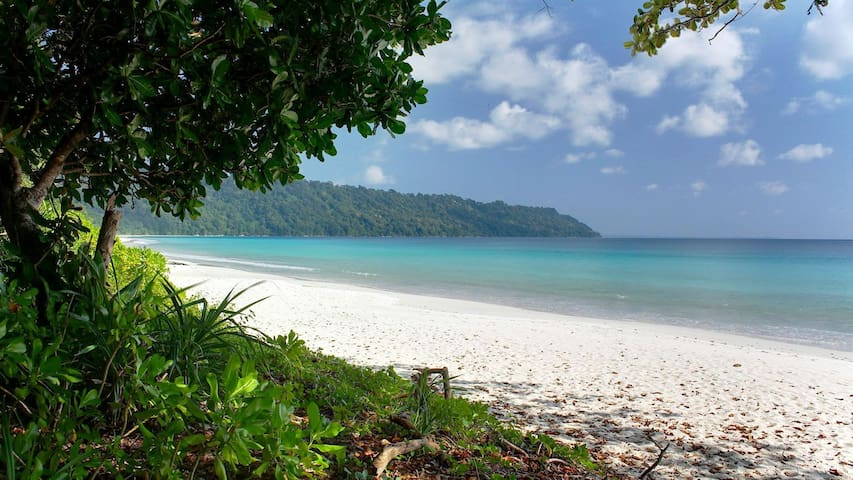 port blair home stay with a eye capturing view