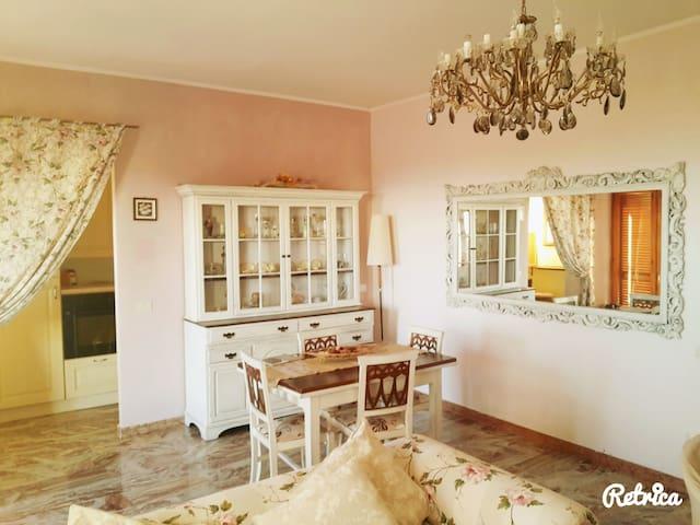 Nice and panoramic apartment close to the sea - Formia