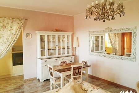 Nice and panoramic apartment close to the sea - Formia - Lejlighed