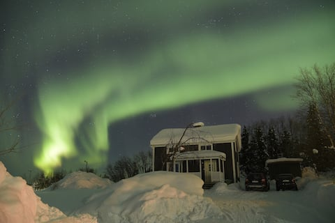 House in the heart of Lapland 2.