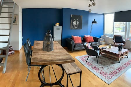 Bel appartement DUNKERQUE centre avec terrasse
