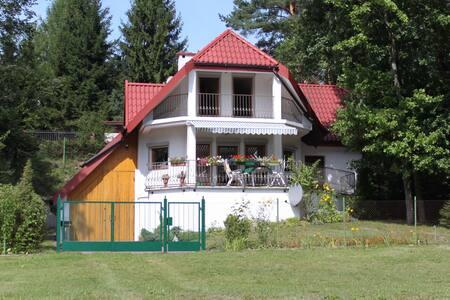 Ferienhaus Masuren direkt am See / Jez. Wulpińskie