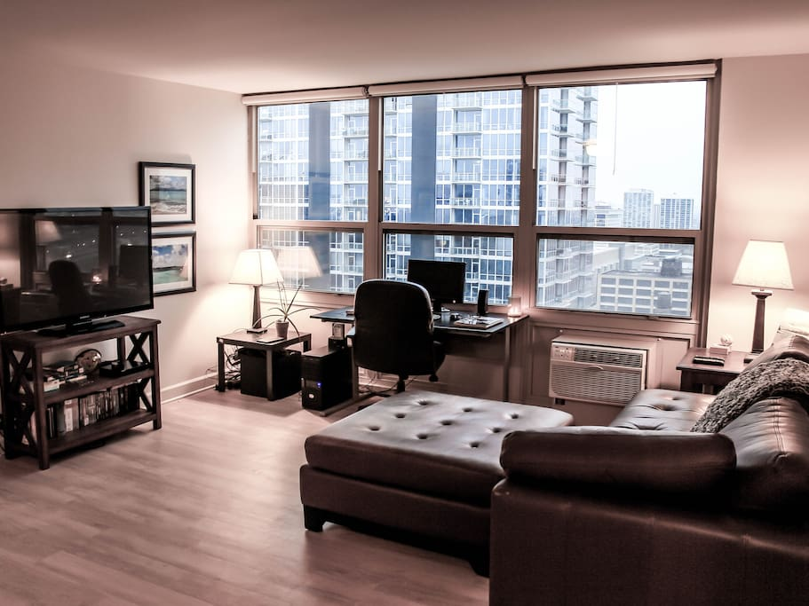 South Loop McCormick 1BR Downtown Apartments For Rent In Chicago Illinoi