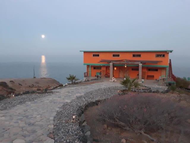 Baja Magic Lodge at Cedros Outdoor Adventures