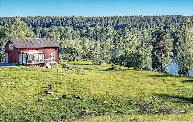 Holiday cottage with 3 bedrooms on 145m² in Stjänrhov