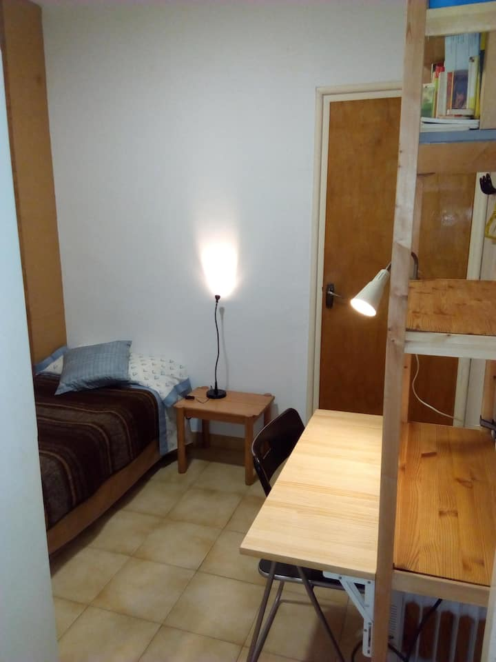Habitació petita