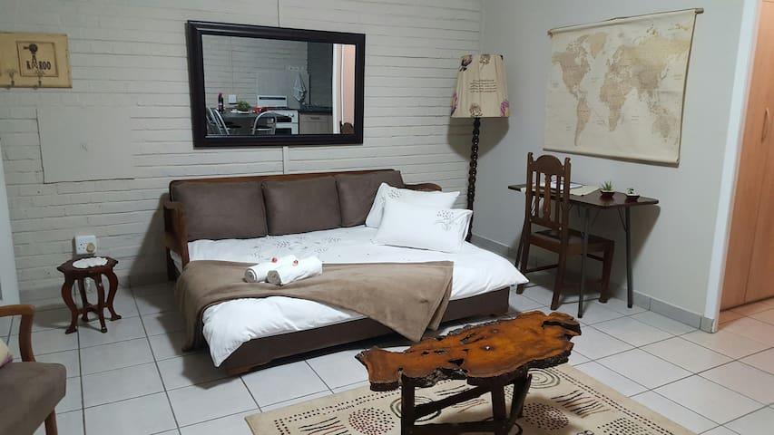 Sofa convert into dubble bed