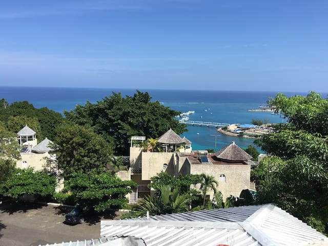 2/2 with Roof TopTerrace - Ocho Rios - Apartment