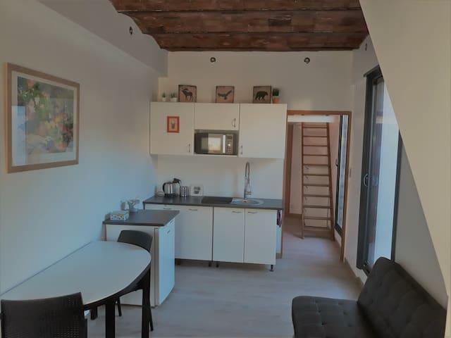 T2 village Eoures Marseille, pays de Marcel Pagnol