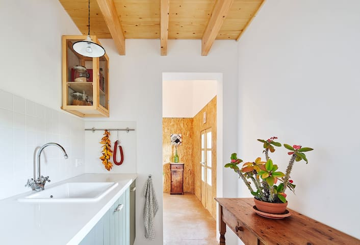 NEW- CHARMING COTTAGE IN AUTHENTIC RURAL MALLORCA - Sineu - Dom