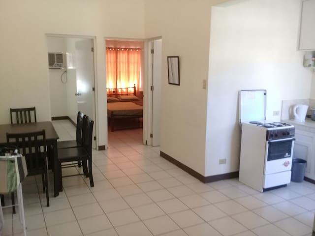 Unit D, 2 or 1 Bedroom Suite. Cabuyao TownCenter.